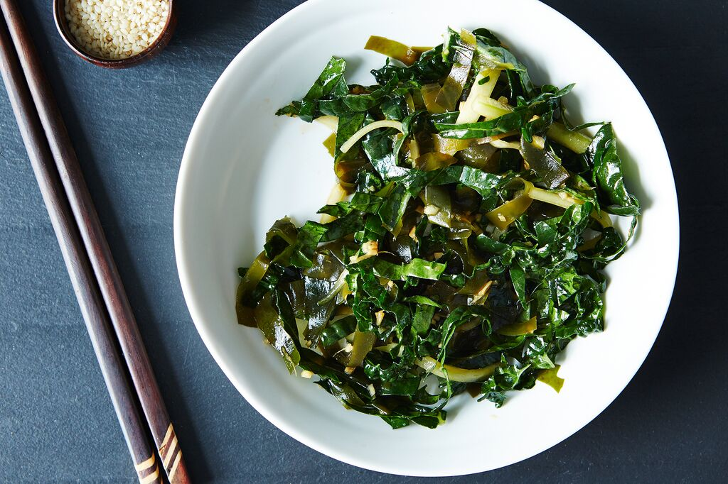 All the seaweed you need to try