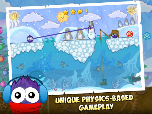 Catch the Candy: Winter Story 1.0.4 screenshots 2