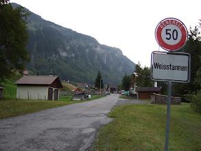 Photo: Weisstannen - end of short Day 1