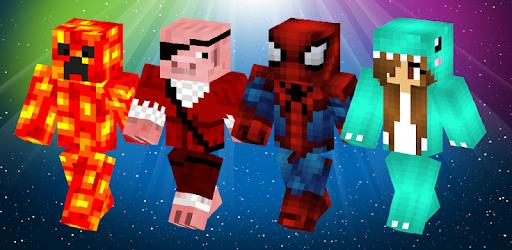 Приложения в Google Play – <b>Boys and</b> Girl skins for Minecraft ...