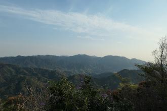 雨乞岳・仙ヶ岳・鎌ヶ岳・野登山など