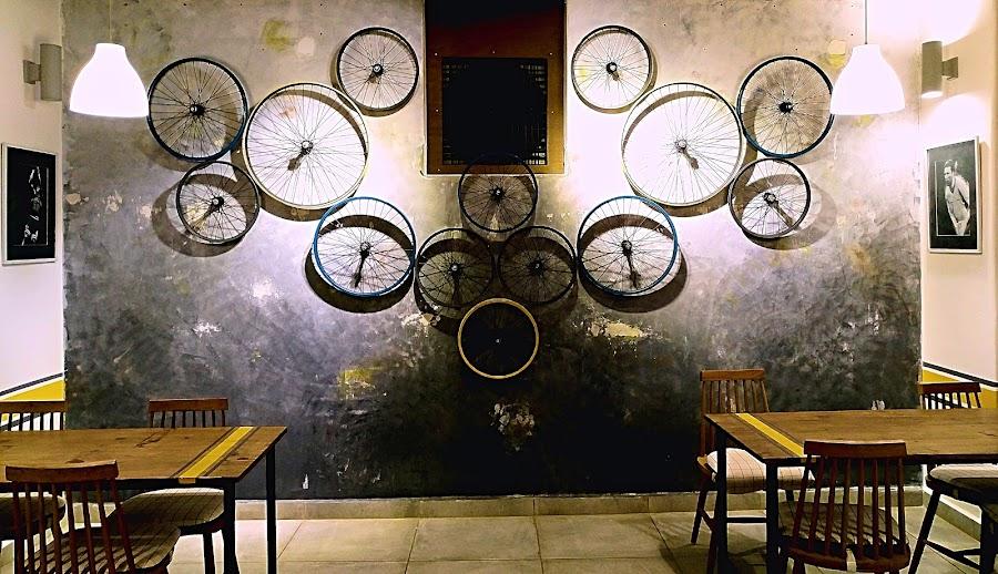 Magic Wall  by Santanu Goswami - Artistic Objects Furniture ( wheel, artistic, artistic objects, wall, room )