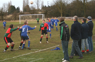 Photo: 14/02/09 v Bildeston Rangers (SIL2) 1-0 - contributed by Martin Wray