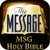 The Message Bible MSG 1.0