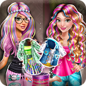 Dress up Game: Dolly Hipsters icon