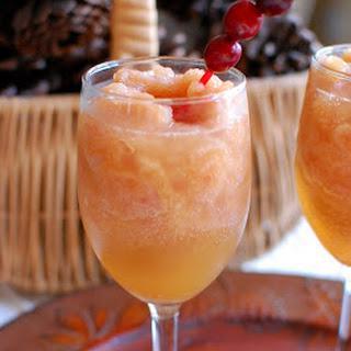 Cranberry Slush Mocktail