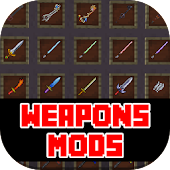 Weapon Mods for MCPE