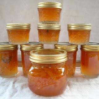 Peach and Jalapeno Pepper Jam