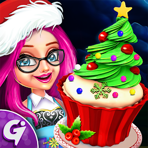 Christmas Food Shop - Cooking Restaurant Chef Game