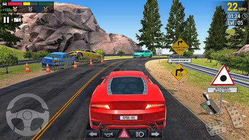 Drive Multi-Level: Classic Real Car Parking ud83dude99 modavailable screenshots 4