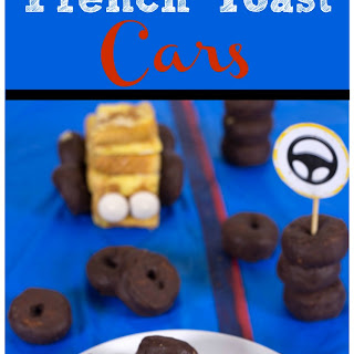 Sweet Cream French Toast Cars - Father's Day