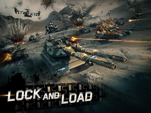 War Planet Online: Global Conquest screenshot 9