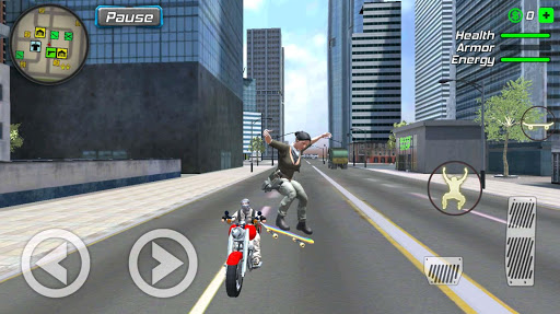 Super Miami Girl : City Dog Crime 1.0.2 screenshots 8