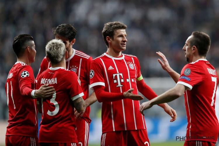 Le Bayern Munich communique après que les critiques de la femme d'un joueur envers le coach Kovac