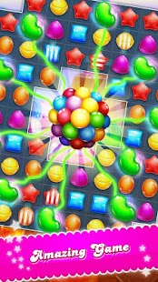 Sweet Candy: Story Match 3 - Review Apk Game Android