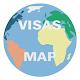 VisasMap for PC Windows 10/8/7
