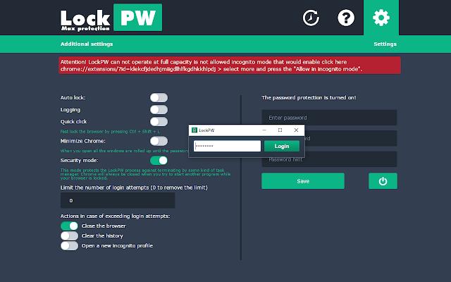 LockPW
