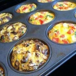Breakfast Egg Muffins