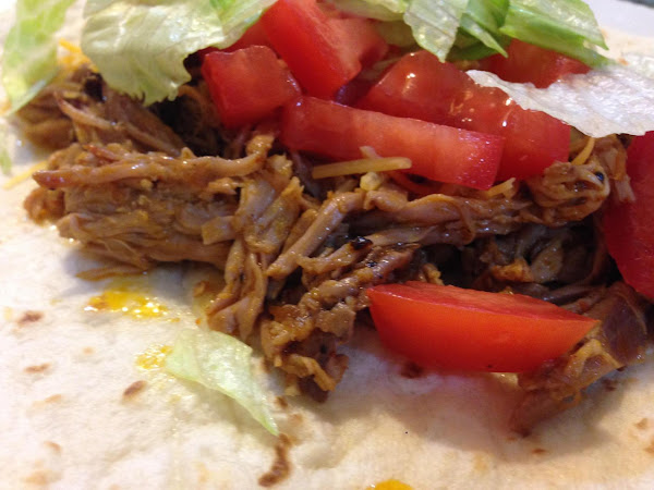 Mexican Pulled Pork - Yucatan Style Recipe