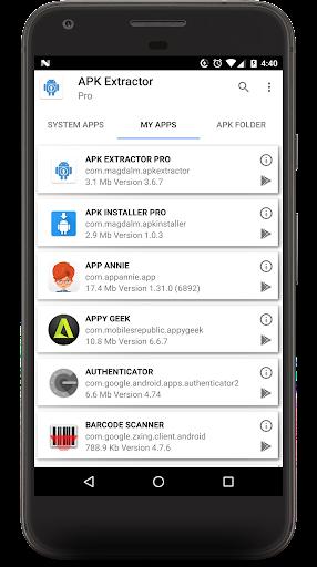 APK EXTRACTOR PRO v3.7.1 [Unlocked]