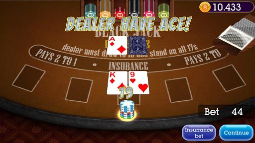 Casino Blackjack 1.1.2 screenshots 23