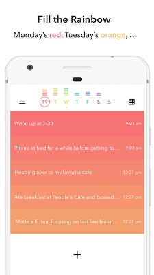 Divide Diary - screenshot