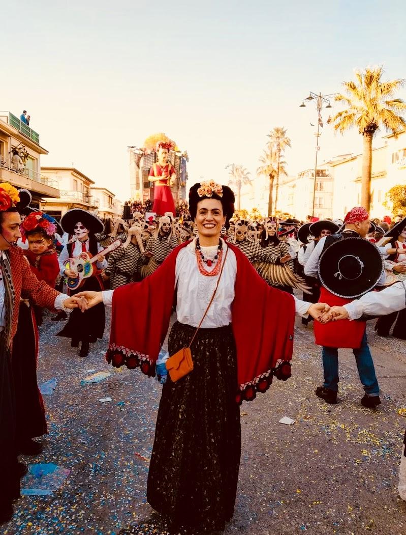 Frida Kalo a Viareggio di Muffinmella