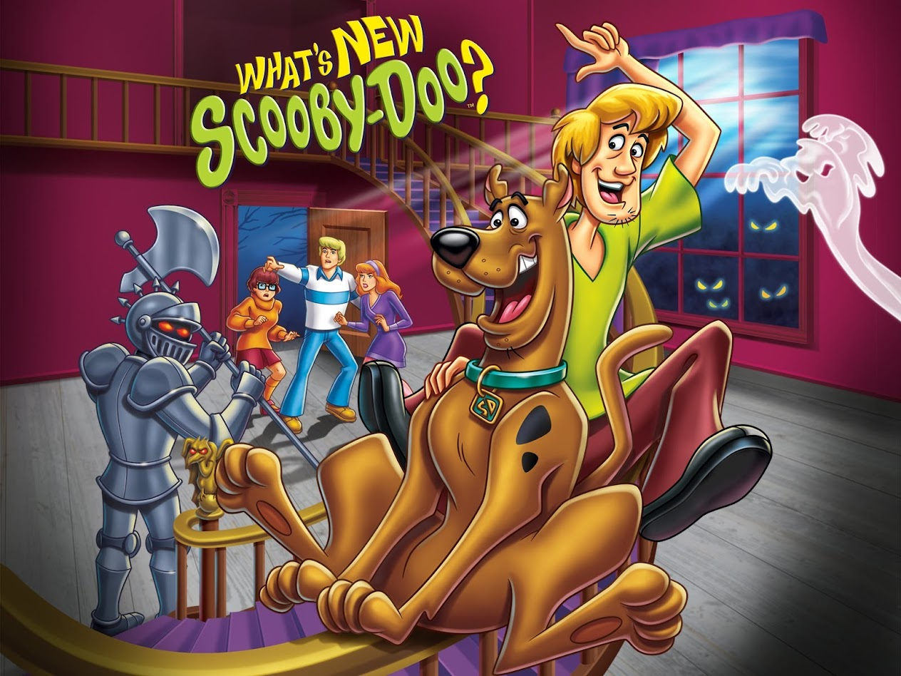 Whats New Scooby-Doo? - Movies & TV on Google Play