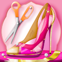 High Heels Designer Girl Games icon
