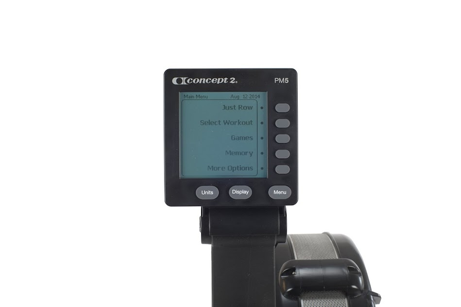 Concept 2 Performance Monitor, image