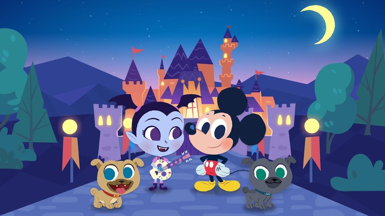 Disney Junior Music Lullabies