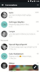 YAATA SMS Premium Apk (Premium Features Unlocked) 2