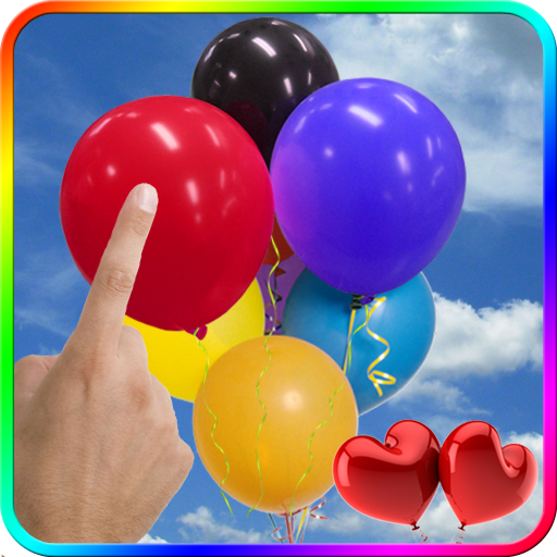 Balloon smasher Icon