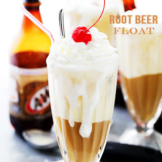 Root Beer Float.