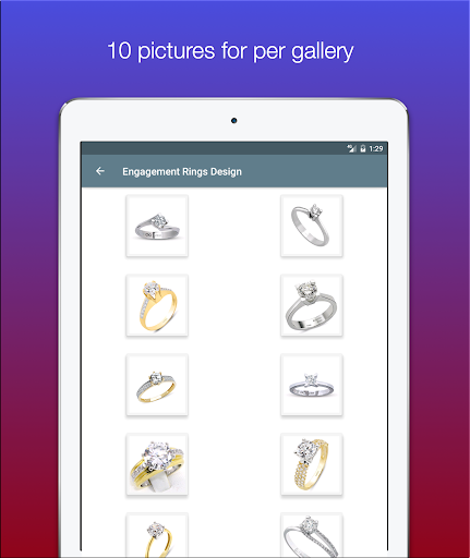 玩免費遊戲APP|下載Engagement Rings Designs app不用錢|硬是要APP