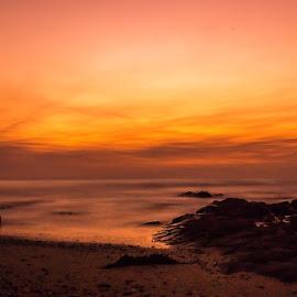 Sunrise by Johann Bekker - Novices Only Landscapes