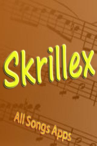 All Songs of Skrillex