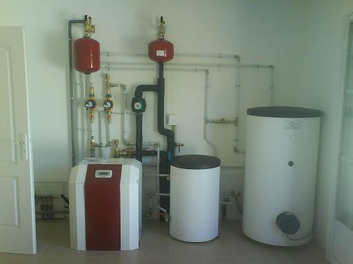 Pompe à chaleur Géothermie