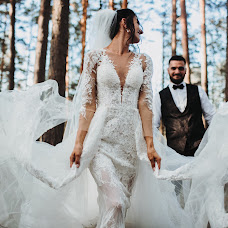 Wedding photographer Anna Kuzmina (xrustja6ka). Photo of 10.09.2018