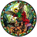 Rosary of Saint Michael the Archangel icon