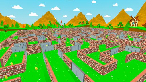 Maze Game 3D - Labyrinth 7.1 screenshots 1