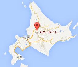地図:レストラン・ムーンライト