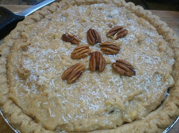 Macadamia & Coconut Topping For Sweet Potato Pie Recipe