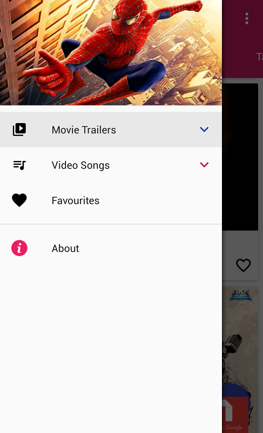 Trailers Now (Movie Trailers)- screenshot