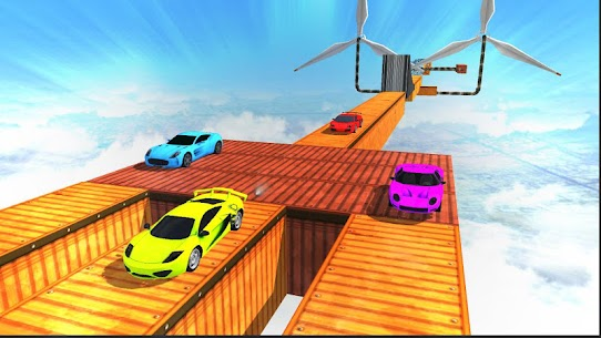 Extreme Car Driving: stunt car games 2020 9
