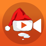 Christmas Music Video Editor With Music & Photos