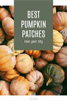 Best Pumpkin Patches - Pinterest Pin item