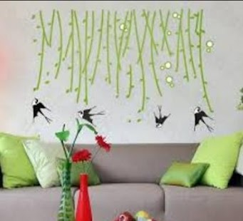 wall decoration design screenshot thumbnail - Wall Decoration Designs