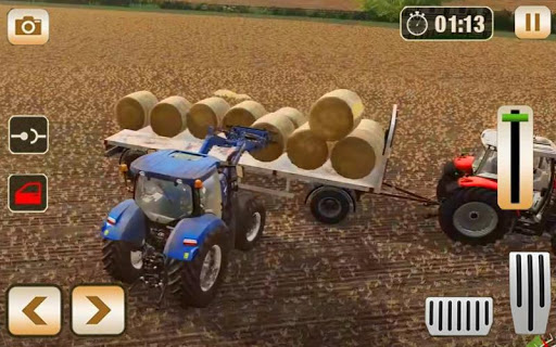 Tractor farming game:Heavy Farming 2020 1.04 screenshots 1