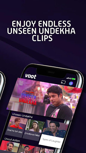 Voot - Watch Colors, MTV Shows, Live News & more screenshot 4